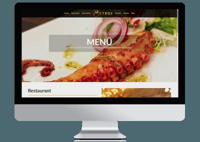 Mythos Heilbronn Restaurant