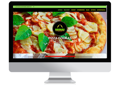 Pizza Doukas