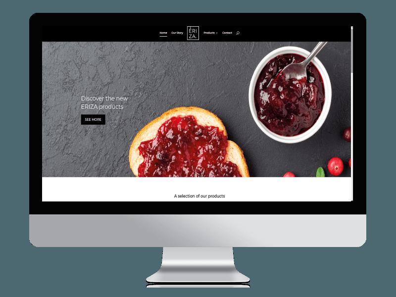 ERIZA – Roots of Taste