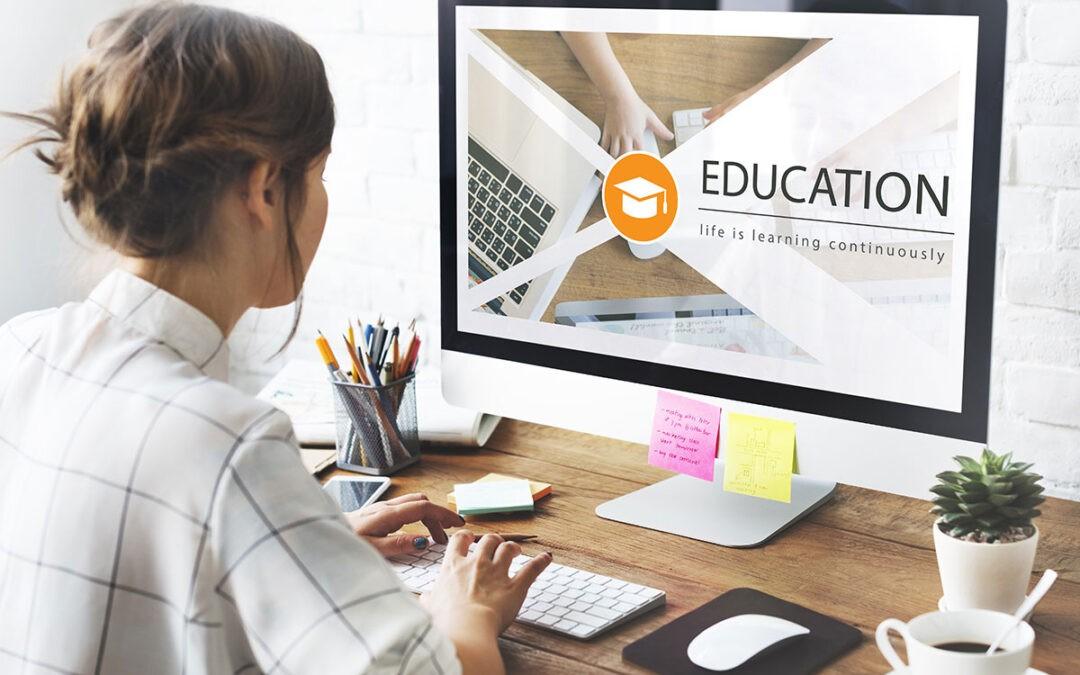 Ηλεκτρονική τάξη για online εκπαίδευση